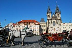 Как оформить чешскую визу