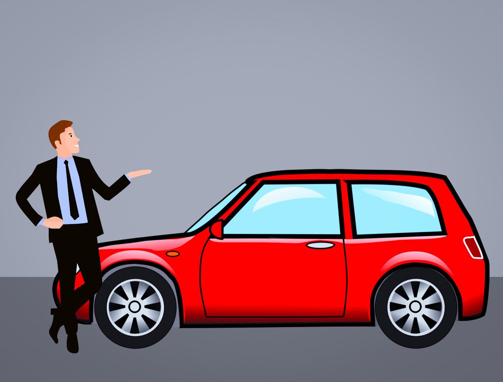 Как оформляется договор купли-продажи авто между физическими лицами