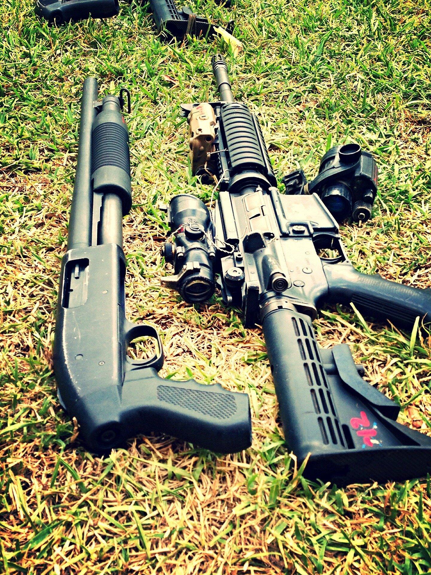 На какое оружие нужно разрешение
