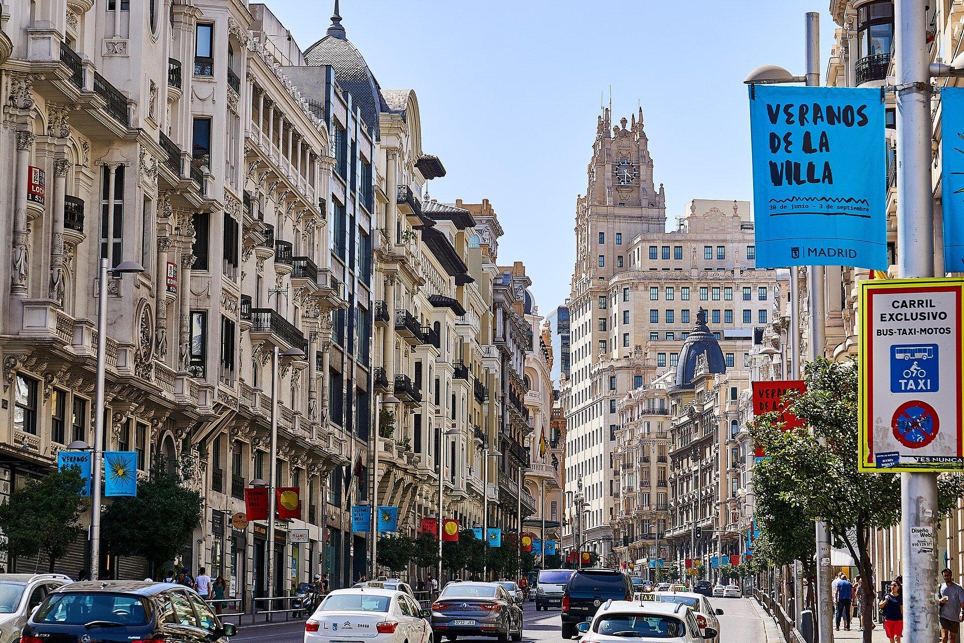 Каков порядок оформления испанской визы